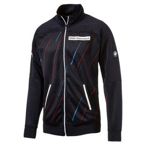 BMW Motorsport Men's LICENSED PRODUCT Track Jacket